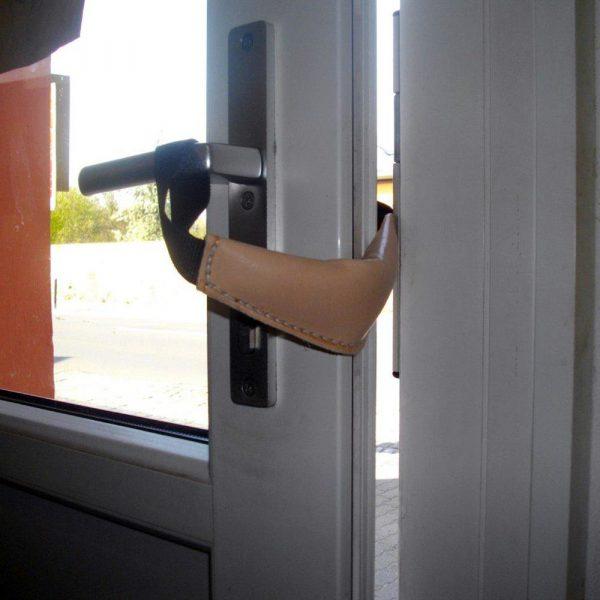 Türstopperkissen zum Puffern von Türen